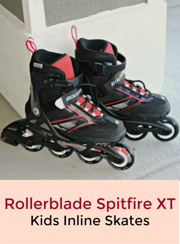 Rollerblade Spitfire XT 2016 Kids Inline Skates