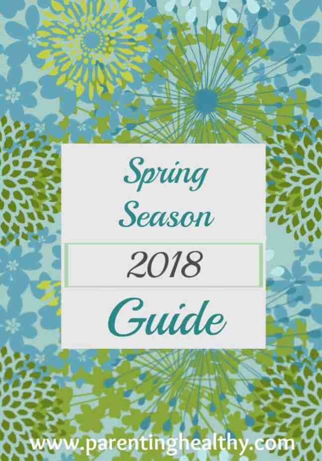 Spring Season Guide 2018 - All Things Spring