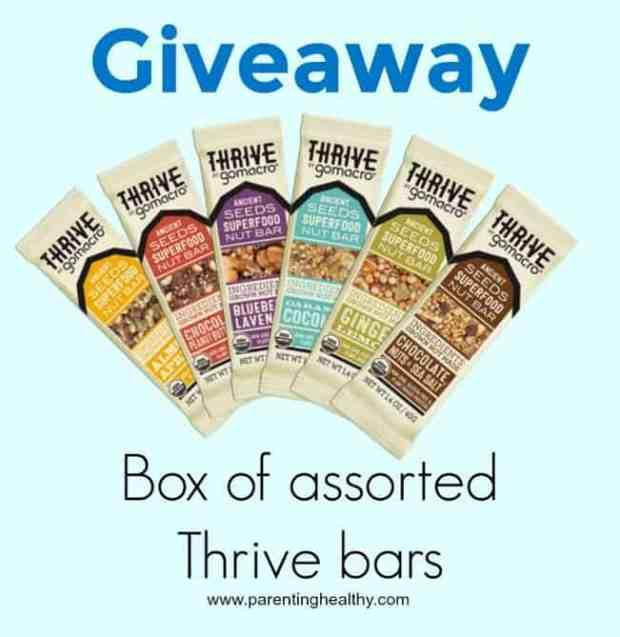 thrive-bars-giveaway