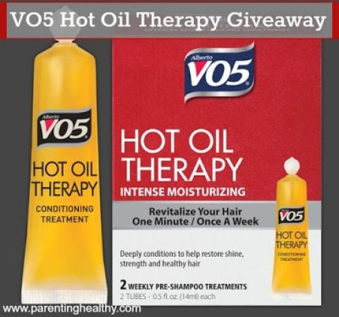 Give Your Hair Some Love with VO5 Hair Products