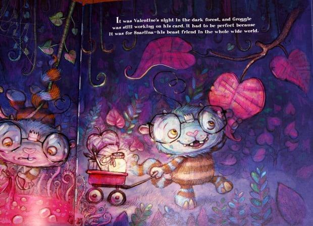 Valentine's Book