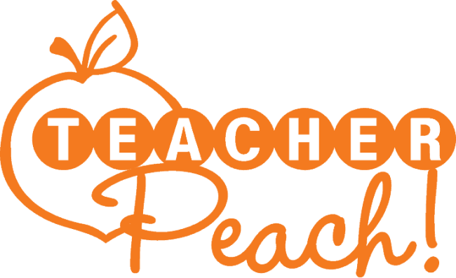 TeacherPeach logo