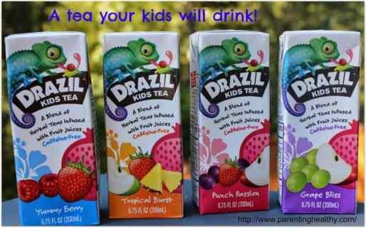 Drazil-Kids-Tea | Parenting Healthy | http://parentinghealthy.com/