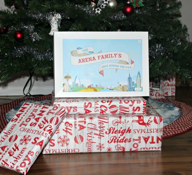 family game gift