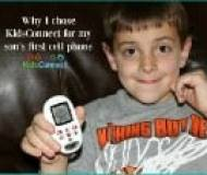 Child's First Cell Phone