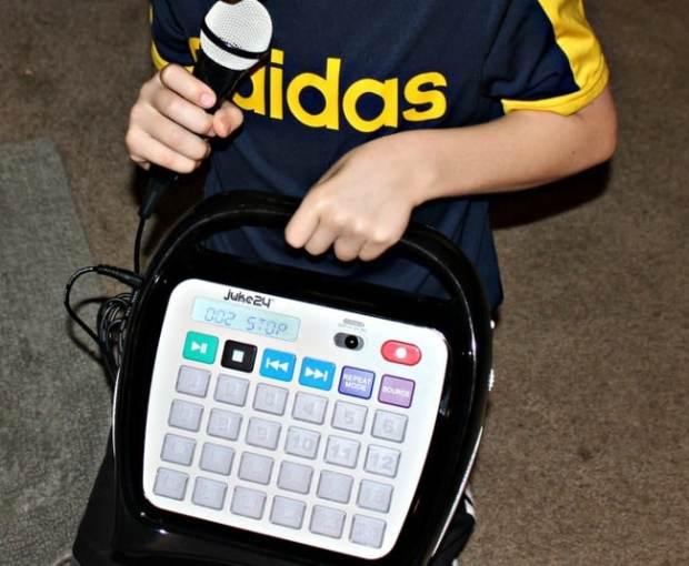 portable jukebox