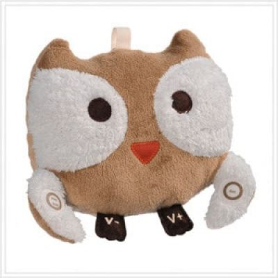 Al the Owl RecordablePal for baby and toddler