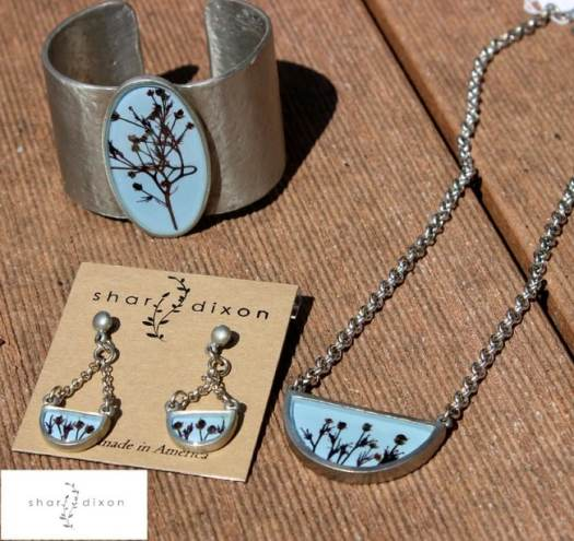 Nature-Inspired Jewelry for Mother's Day