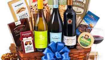 Easter basket ideas for the kids gift basket round up gift basket ideas for wine lovers negle Gallery