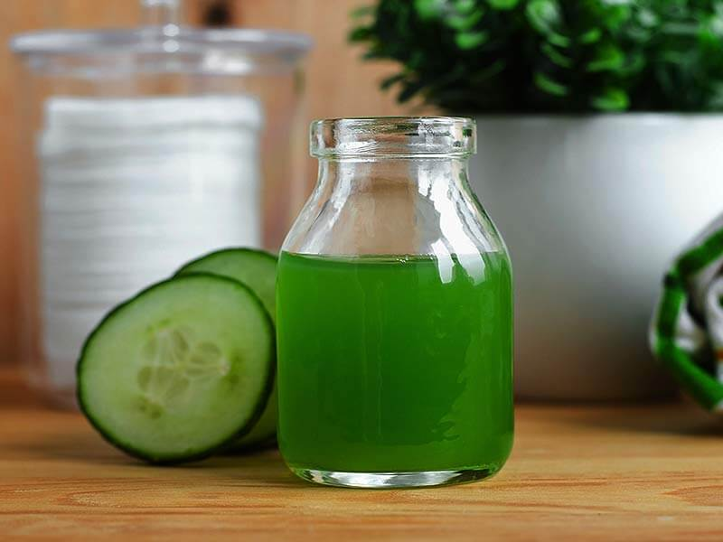 15 Amazing Benefits of Cucumber Juice for Skin and Hair