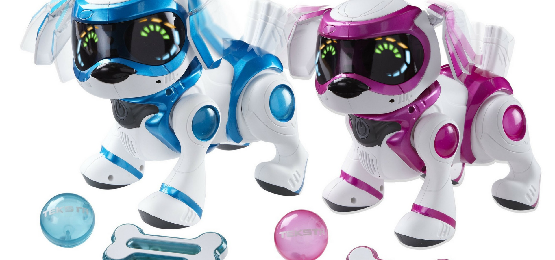 Techy Toys Bringing Pets To Life