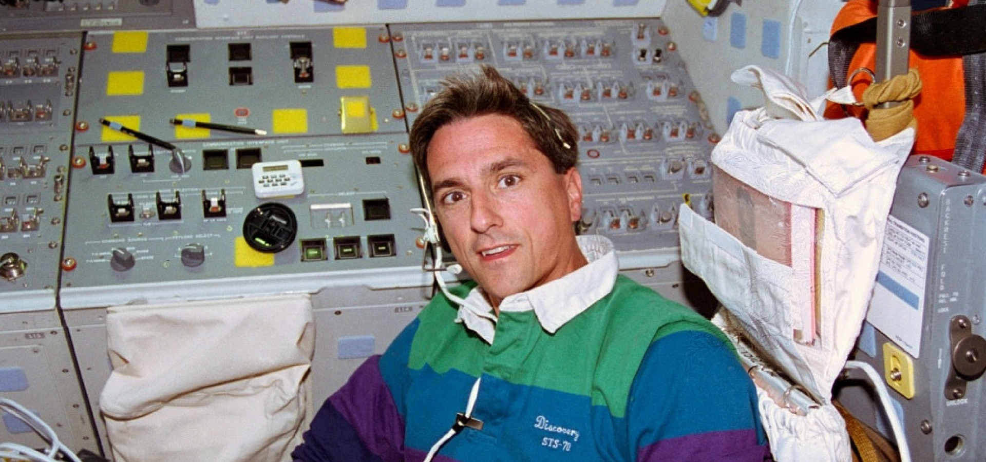 Former Nasa Astronaut On Living Maths Space Tour In Sa