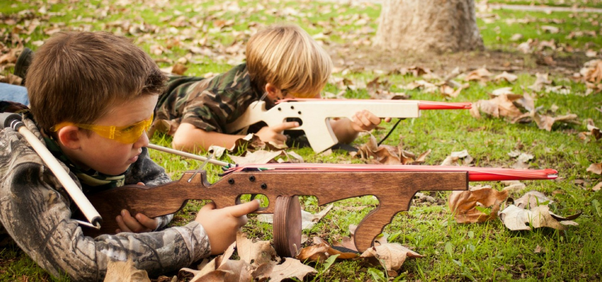 Should Children Play With Toy Guns