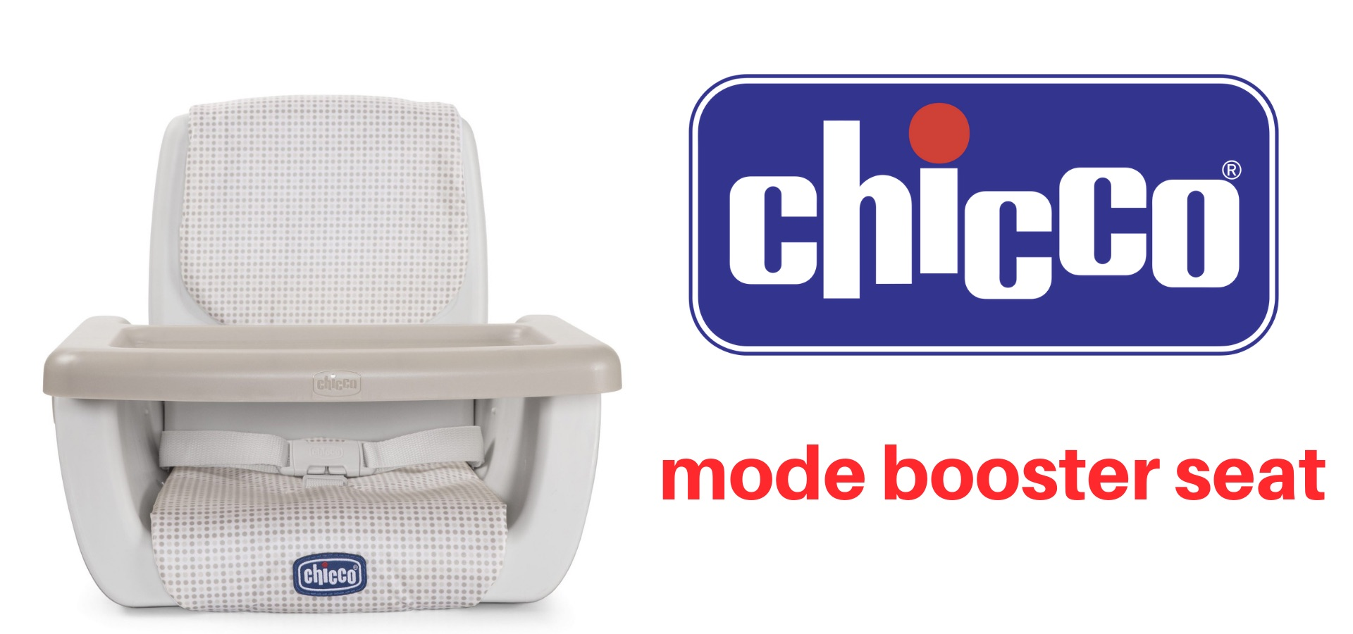 Review Chicco Mode Booster Seat
