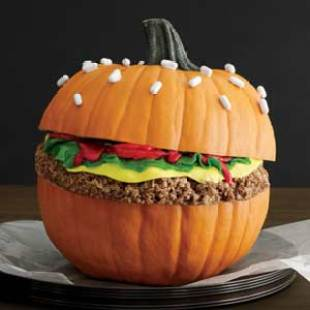 21 Of The Best Non Carving Pumpkin Decorating Ideas 4