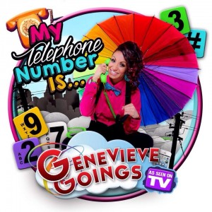 """Genevieve Goings Released Single: """"My Telephone Number Is"""""""