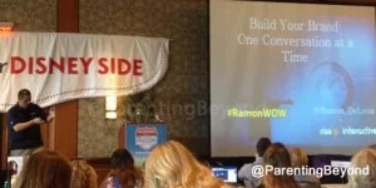 "10 Reasons Disney Social Media Moms ""On The Road"" Celebration: Chicago 2014 Rocked! #DSMMoms #DisneyOTR @Ramon_DeLeon #RamonWOW"