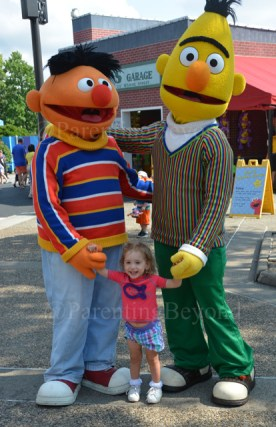 @ParentingBeyond A Sesame Place Adventure Scrapbook & Park Tips @SesamePlace