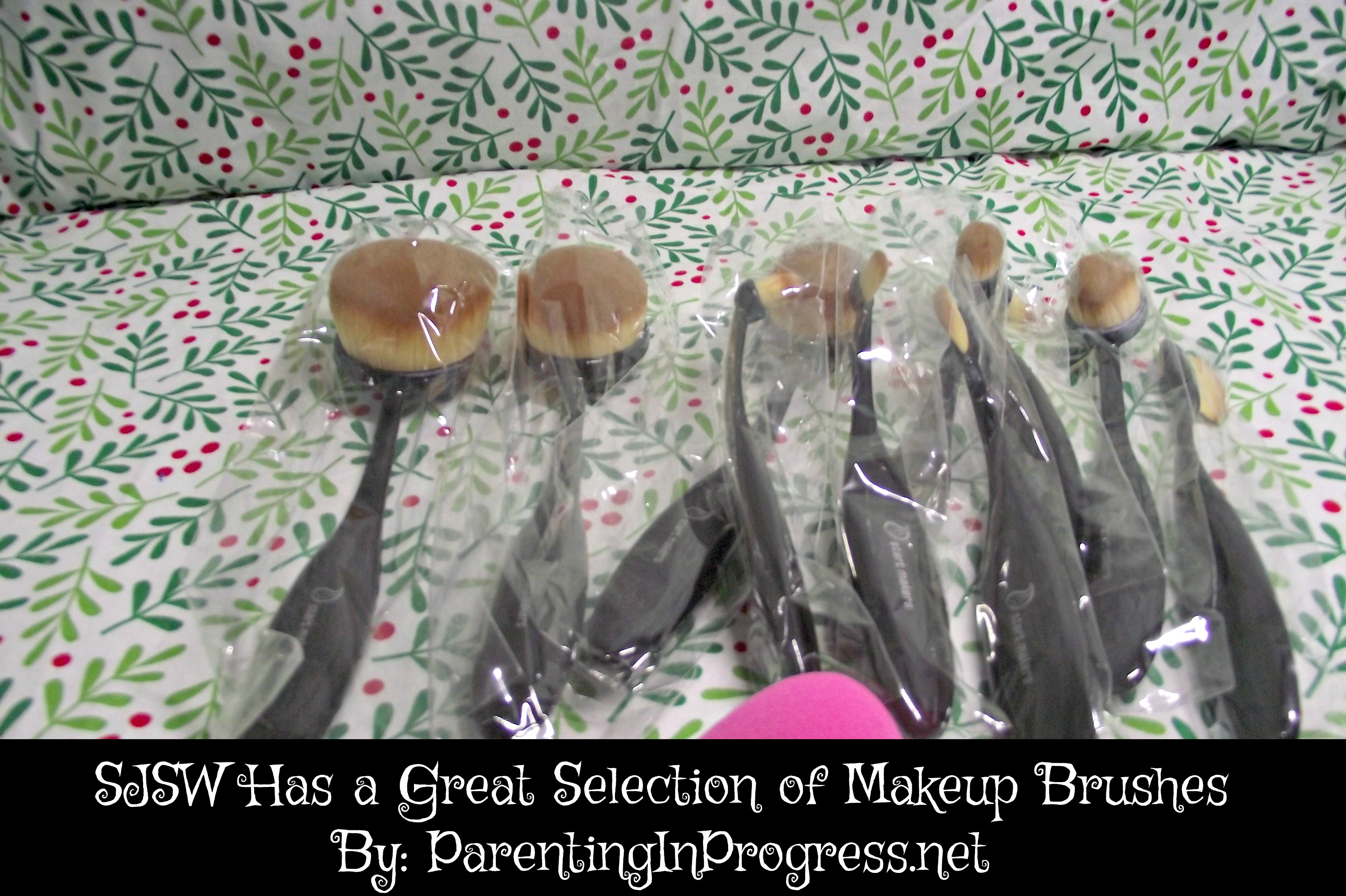 SJSW Has a Great Selection of Makeup Brushes