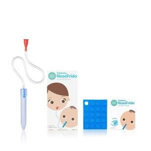 newborn essentials/ nose frida
