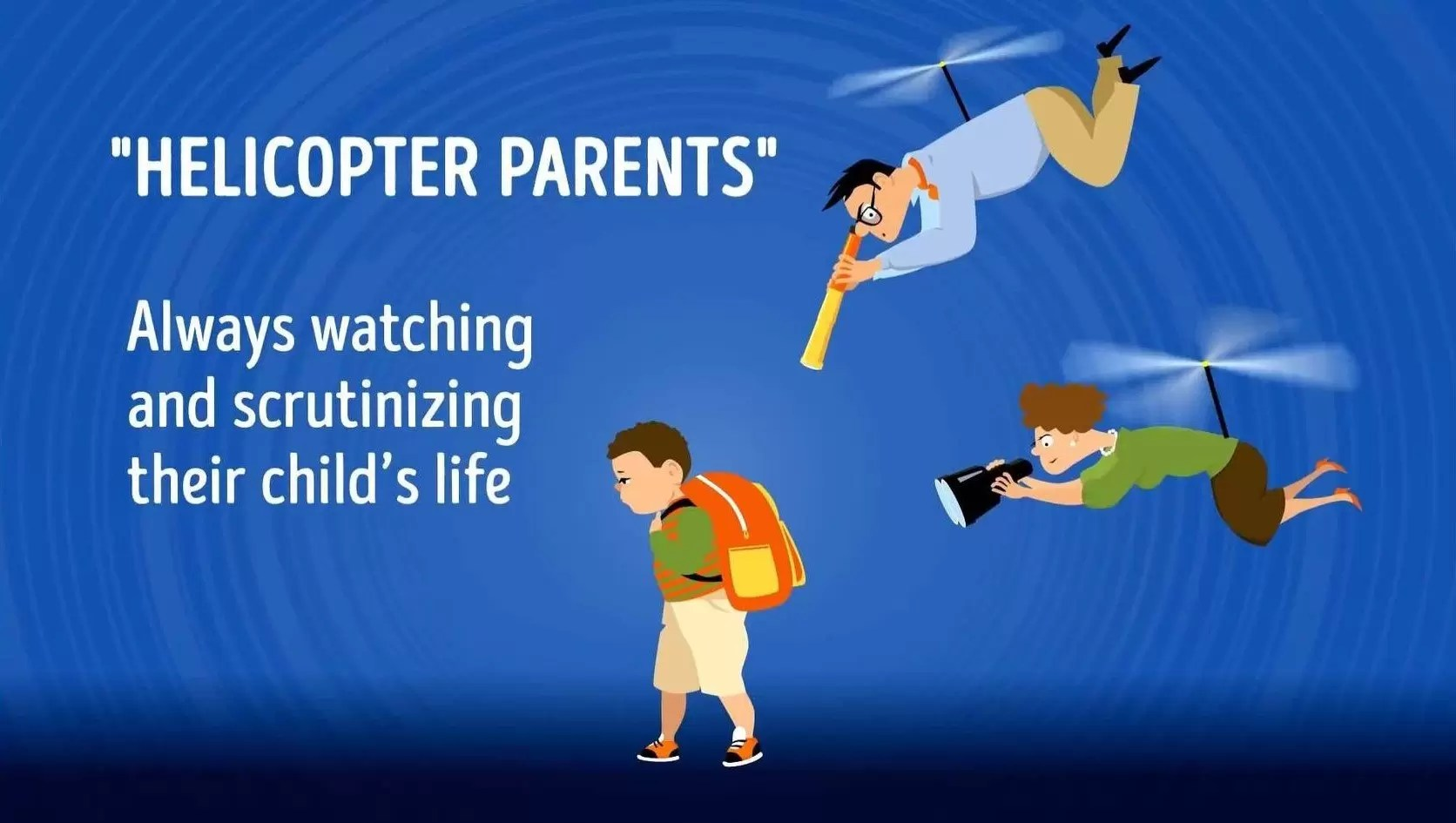 Helicopter Parenting Style Effects