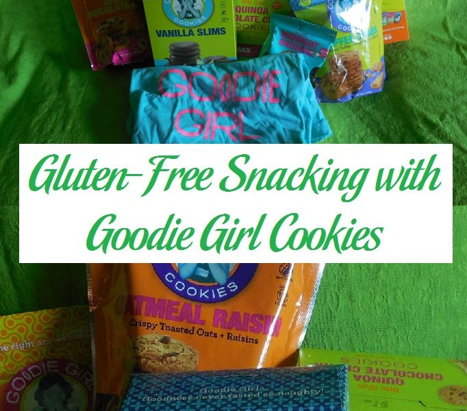Gluten-Free Snacking with Goodie Girl Cookies | Parenting Patch