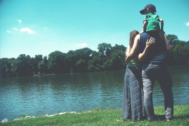 When does parenting get easier?