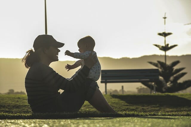 Shared parenting in Ohio