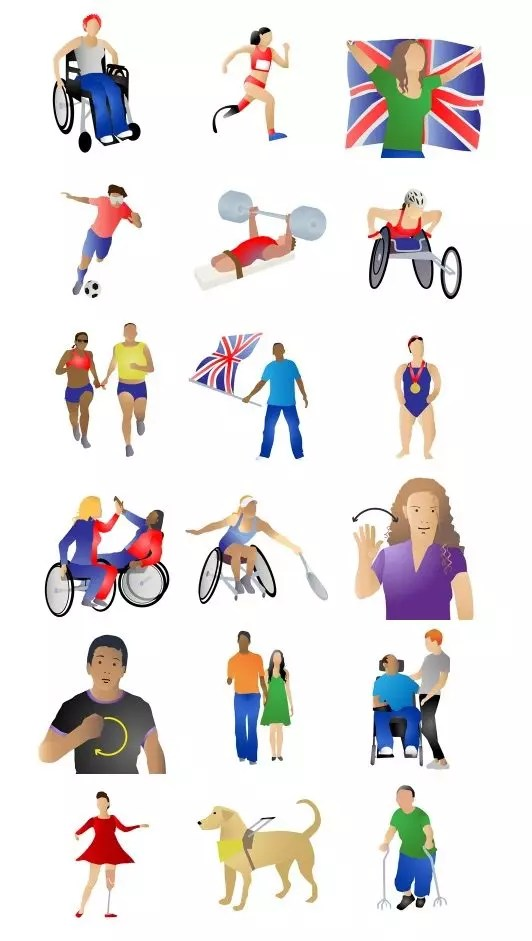 wheelchair emoji swing egg chair ikea 18 new disability to celebrate use and share parenting emojis 1