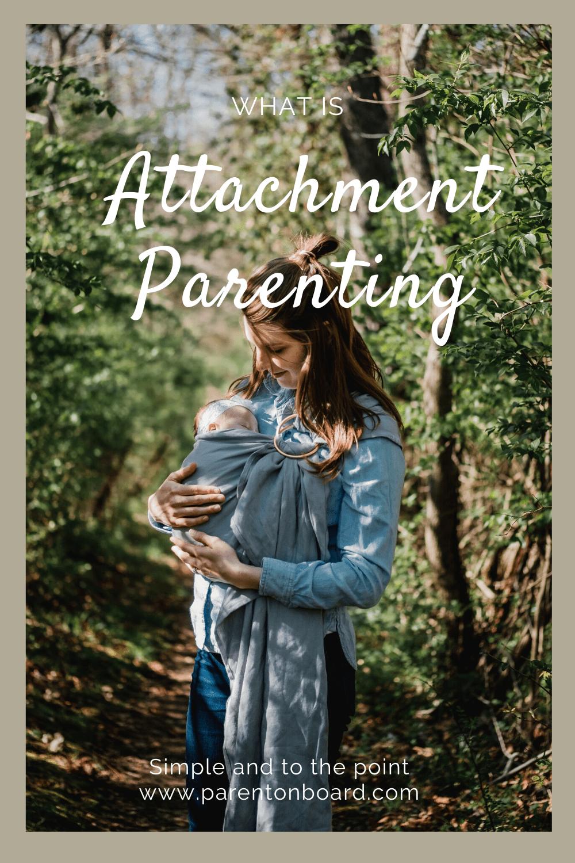How Attachment Parenting Builds a Strong Parent Child Bond