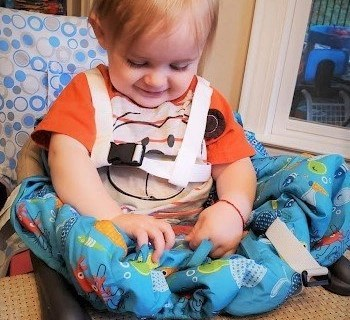 Claro Baby Shopping Cart Cover Review