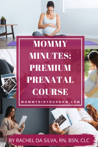 Online Prenatal and Childbirth Classes