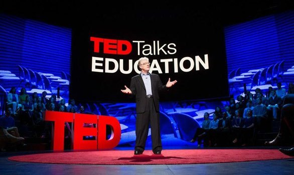 Ken Robinson Ted Education idées conférence