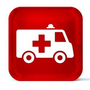 SAMU urgences hôpital