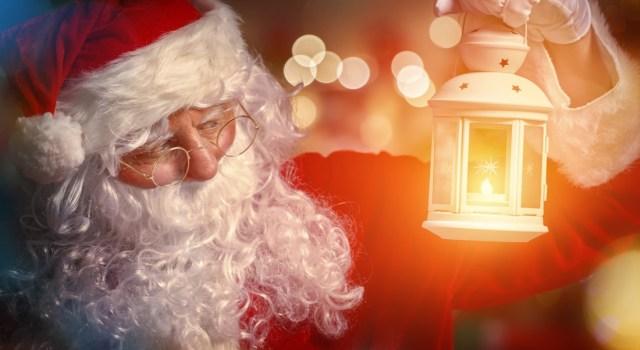 Père Noël magie don gratuit