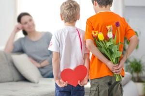 Fête des mères cadeau maison