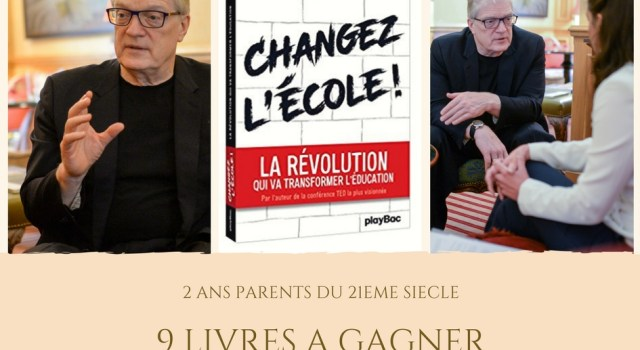 Sir Ken Robinson Parents 21eme siecle