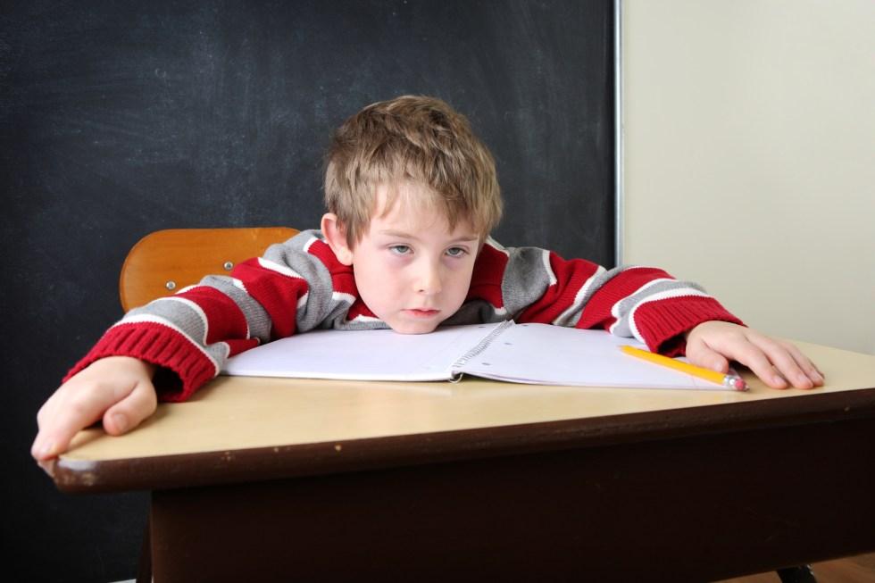 Difficultés à l'école