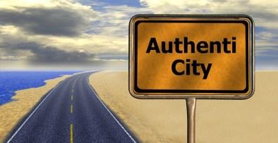 en route vers l'authenticité
