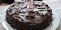 Gâteau d'anniversaire gourmand et sain !