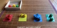 7 activités Montessori pour apprendre les couleurs