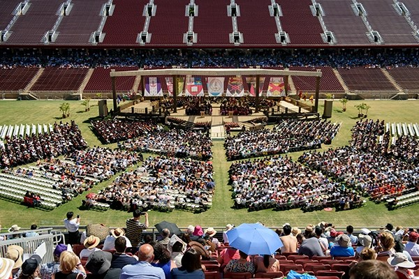 10 things to know about Stanford Commencement   Families