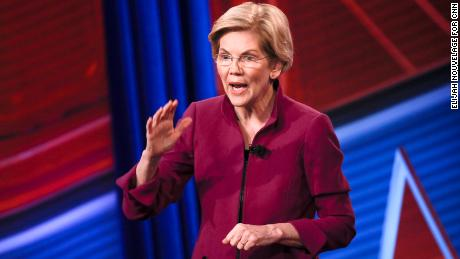 Elizabeth Warren's student debt plan reopens fight on how to deal with the college crisis