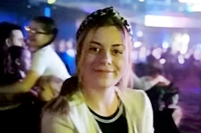 Megan Newton, 18, was murdered at her home in Stoke-on-Trent (SWNS)