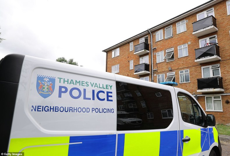 Last night counter-terrorism officers were were called in to help detectives following the attack, which police said at first was not thought to be terrorism-related
