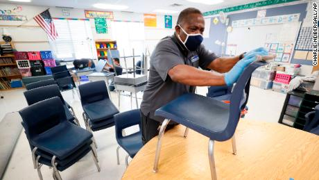 Pediatrician: The truth about reopening schools during Covid