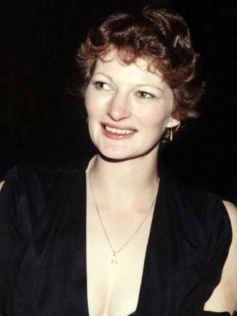 Margaret Tapp who was found murdered in her home in Ferntree Gully in 1984.