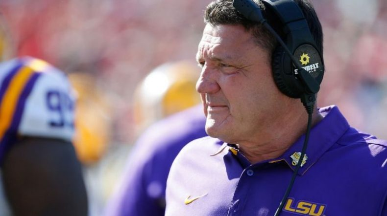 Ed Argoron says most LSU players have contracted the corona virus