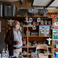 Retired San Antonio educator finds peace in building houses for birds and bats | #teacher | #children | #kids