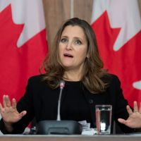 Chrystia Freeland rolls out $25.1B health and economic package to fight COVID-19 | #students | #parents